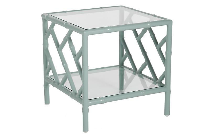 Kit Side Table, Celadon