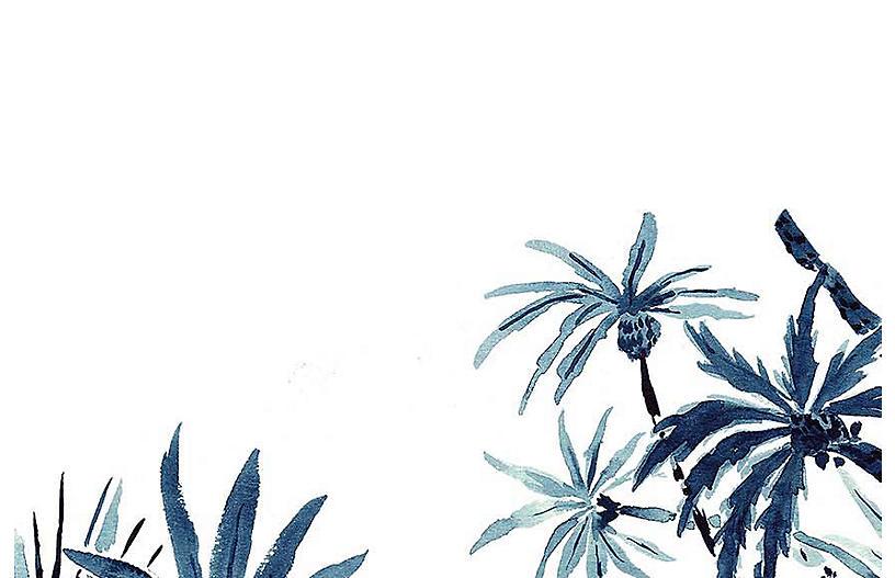 Vikki Chu Lg. Pirates Repeat Wallpaper, Multi