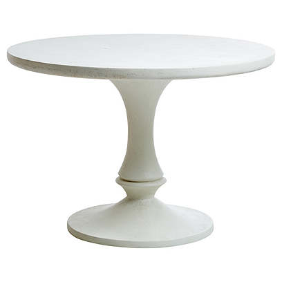 Lucia Dining Table, Cast Stone