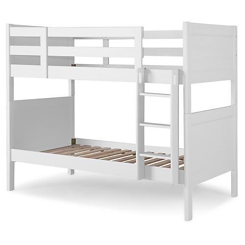 Nesto Bunk Bed, White