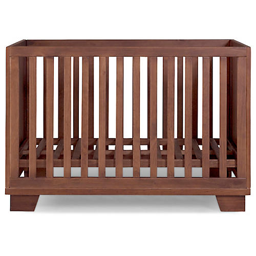 Nesto Crib, Mahogany