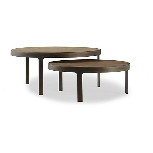 Laguna Nesting Tables, Chai