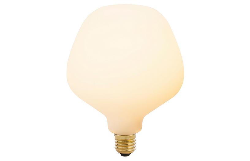 6W Enno Light Bulb, Porcelain