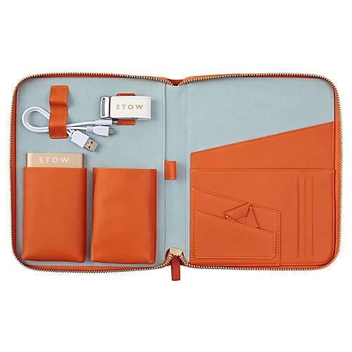 The First Class Tech Case, Orange