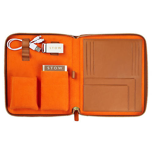 The First Class Tech Case, Tan