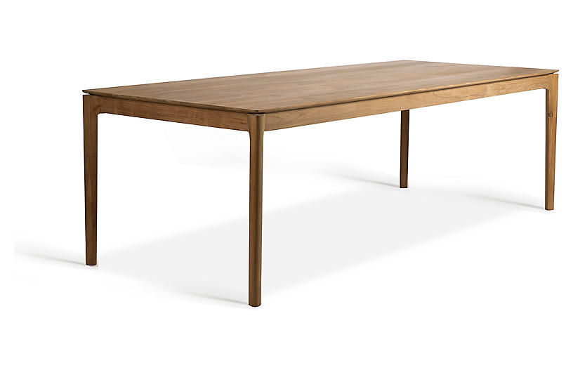 Bok Dining Table, Teak