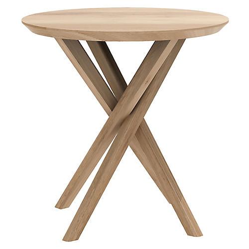 Mikado Side Table, Oak