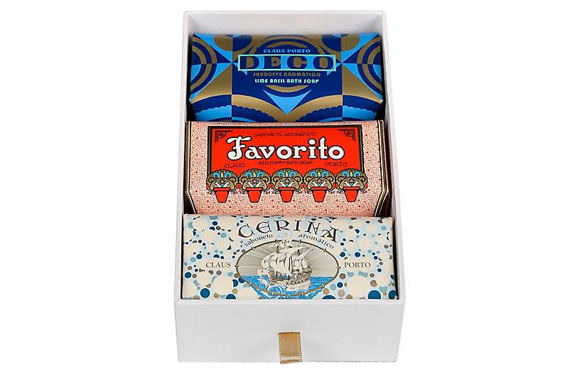 Gift Box 3 Soaps