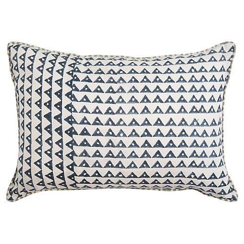Koyota 14x20 Lumbar Pillow, Marine Linen