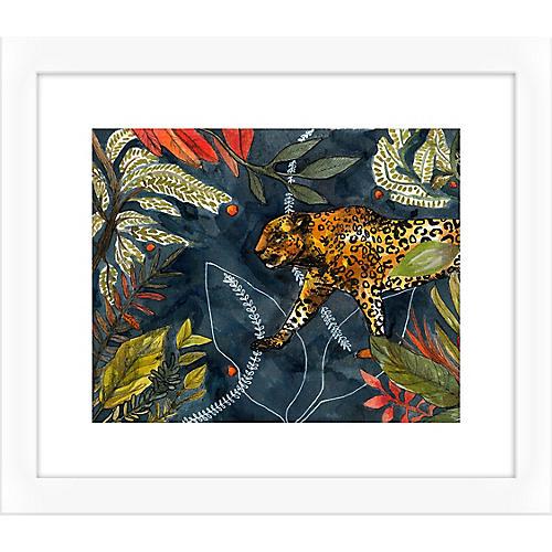 Jaybird Illustration, Cheetah
