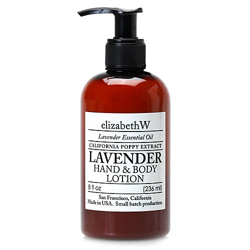 Essential Hand & Body Lotion, Lavender