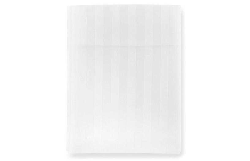 Duet Flat Sheet, White
