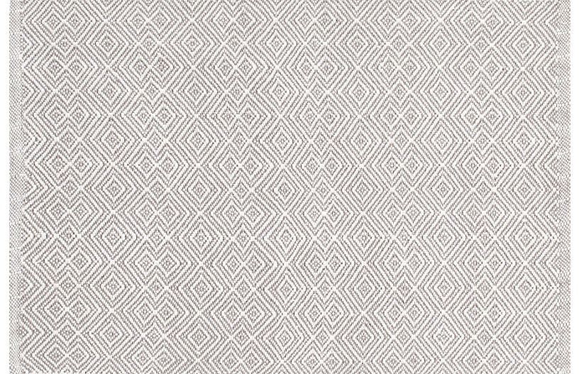 Annabelle Indoor/Outdoor Rug, Gray