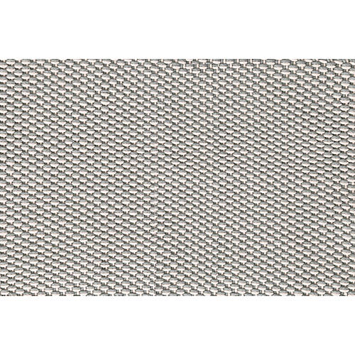 Two-Tone Rope Indoor/Outdoor Rug, Platinum/Ivory