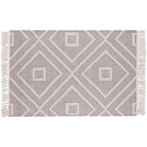 Mali Indoor/Outdoor Rug, Gray