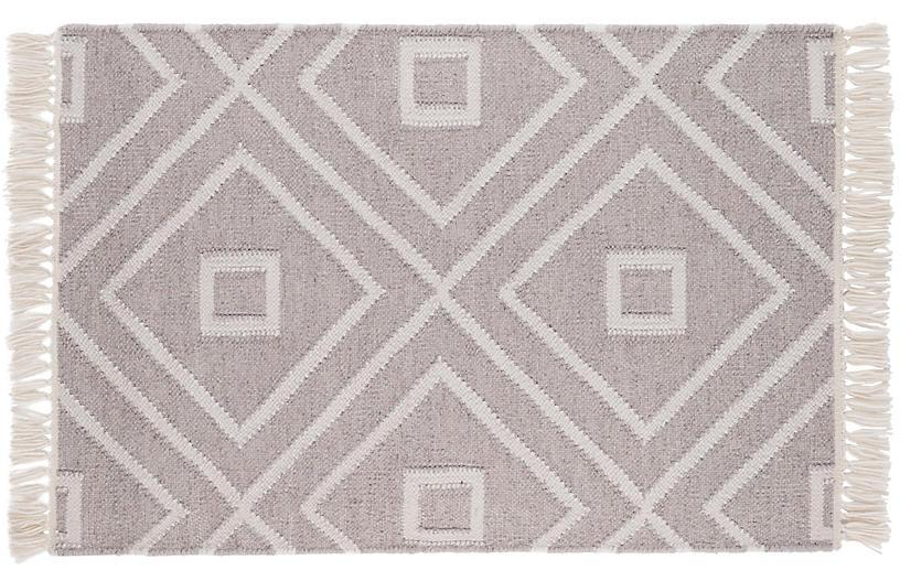 Mali Indoor/Outdoor Rug, Gray