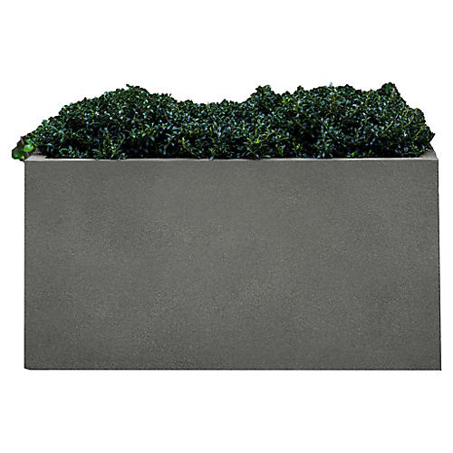 Sandal Outdoor Planter, Concrete