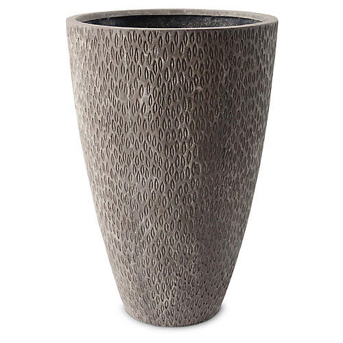 Griswold Planter, Gray