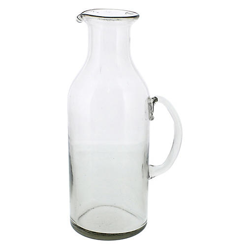 Howery Carafe, Clear