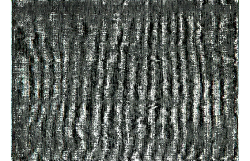 Phillips Rug, Gray/Ivory