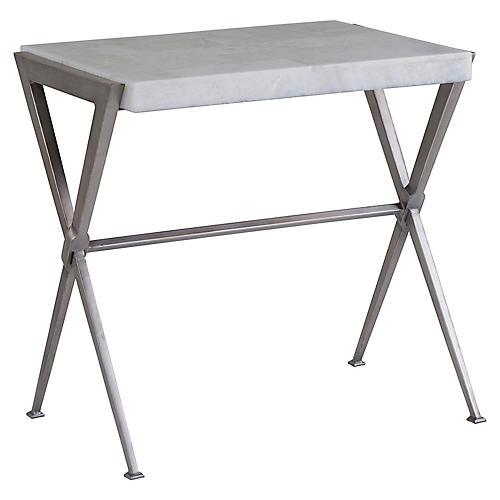 Greta Side Table, Onyx