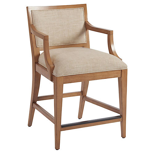 Eastbluff Counter Stool, Sand