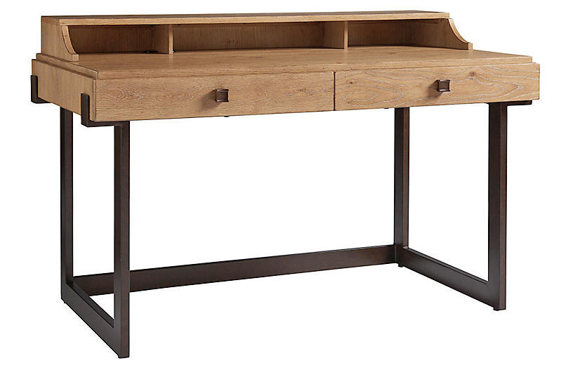 Kendelston Writing Desk, Natural