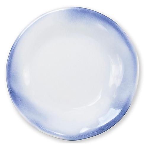 Aurora Salad Plate, Ocean