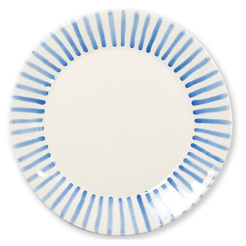 Modello Dinner Plate, Blue