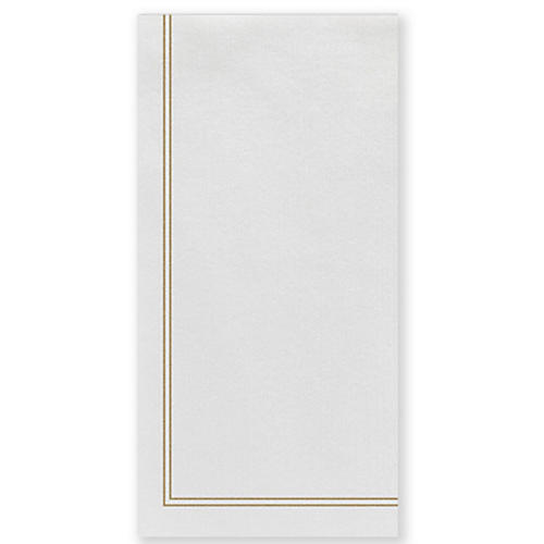 S/50 Papersoft Linea Guest Towels, Brown