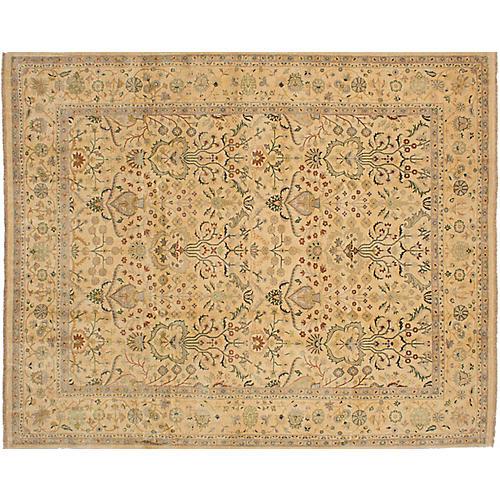 "8'x10'2"" Mirzapur Rug, Ivory"