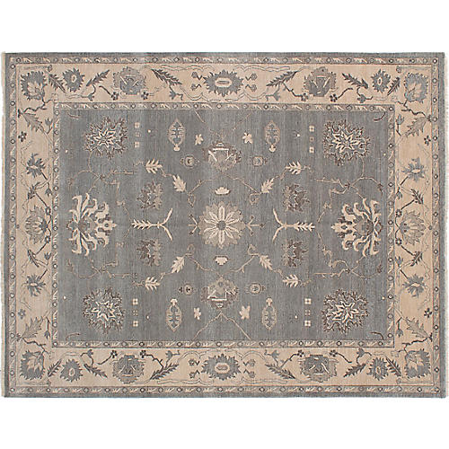 "8'x10'1"" Juliette Rug, Gray"