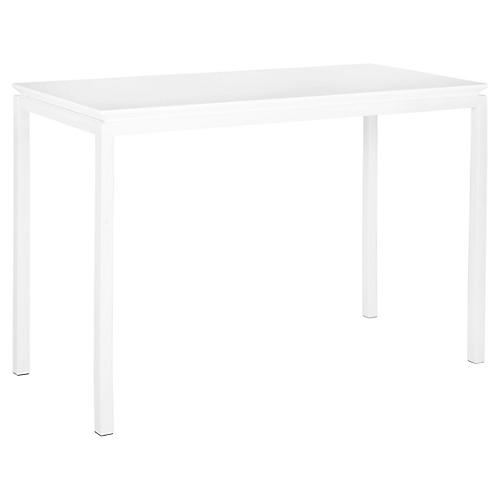 "Ivy 43"" Desk, White"