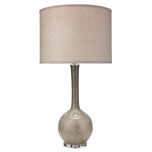 Florence Table Lamp, Taupe