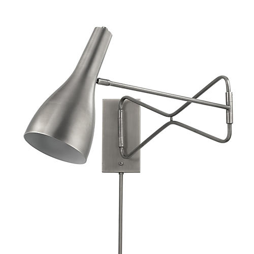 Lenz Swing-Arm Scone, Gunmetal