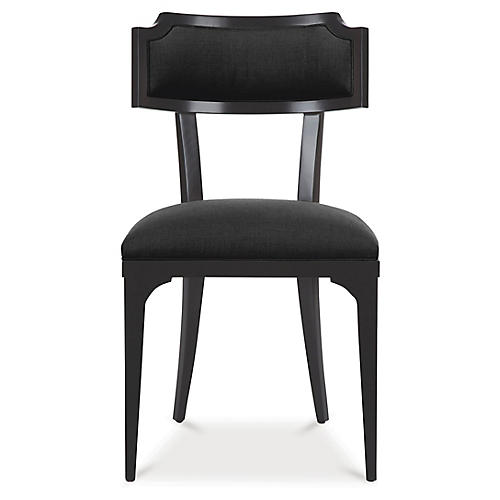 Worthington Side Chair, Ebony