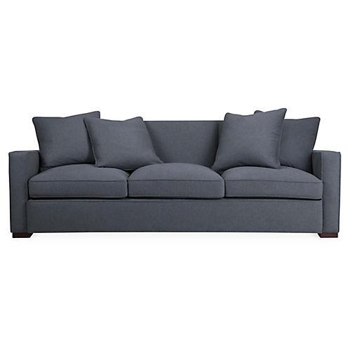 Warner Sofa, Charcoal