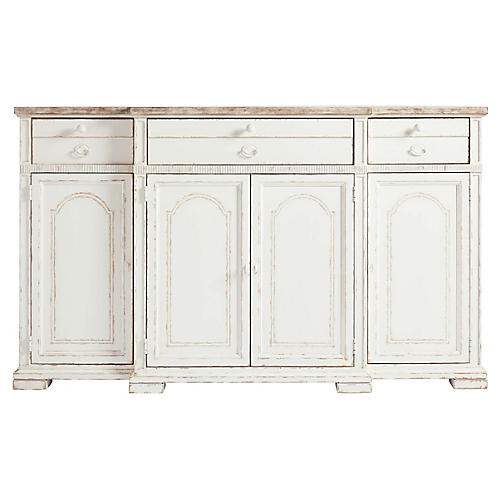Juniper Sideboard, Whitewash