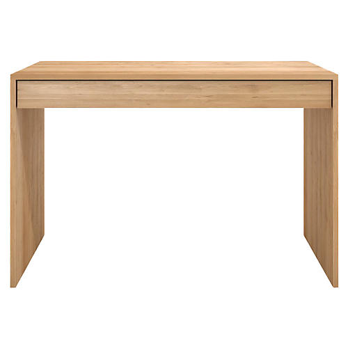 Wave Desk, Oak