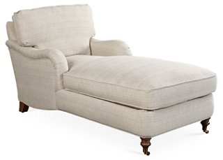 Brooke Chaise, Beige