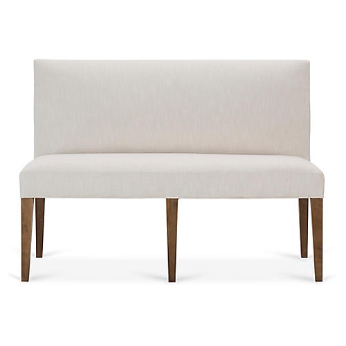 Reeves Banquette, Ivory Crypton