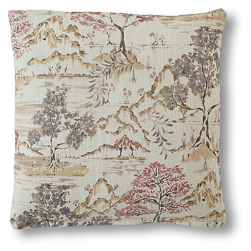 Tucker Pillow, Plum