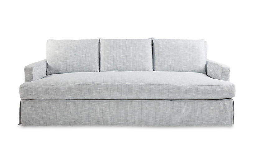 Laurent Slipcover Sofa