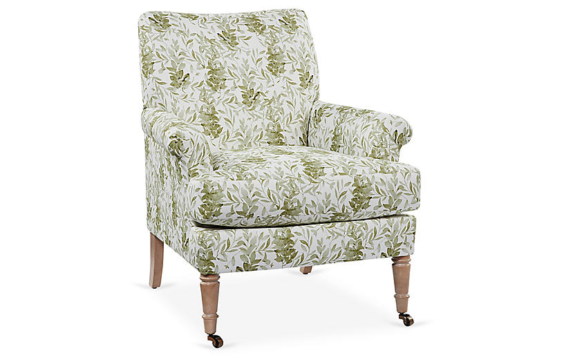 Avery Chair, Green