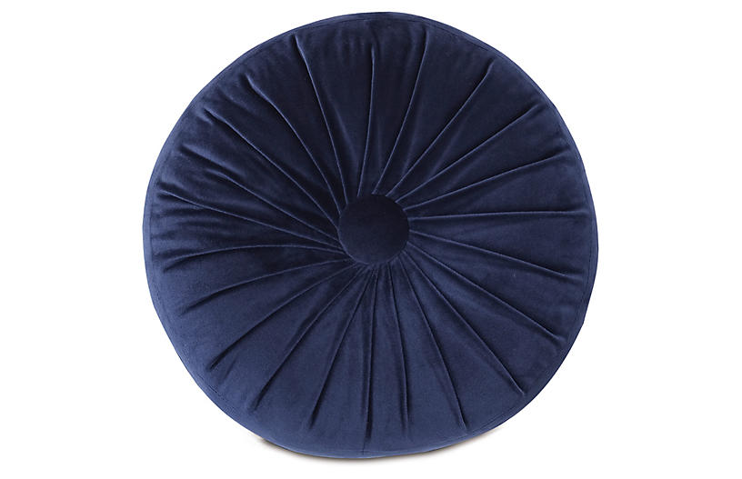 Eileen 14x2 Pillow, Indigo