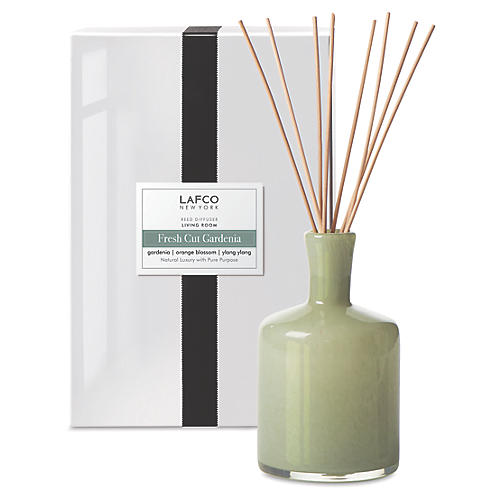 Reed Diffuser, Fresh-Cut Gardenia