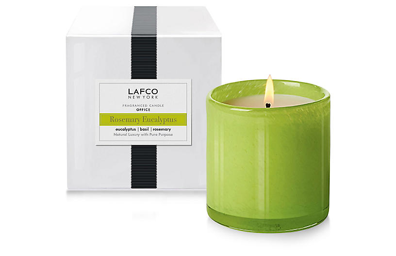 Classic 6.5 oz Candle, Rosemary Eucalyptus