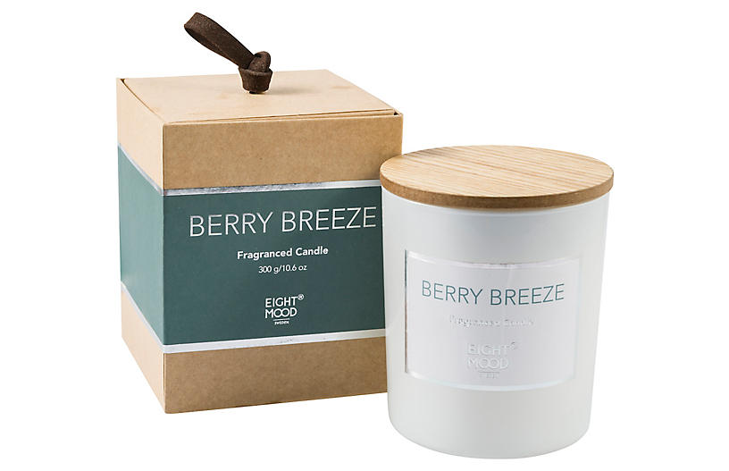 Pure Candle, Berry Breeze