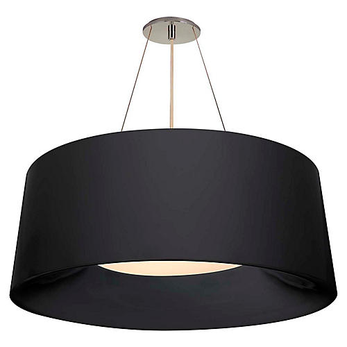 Halo Hanging Shade, Charcoal