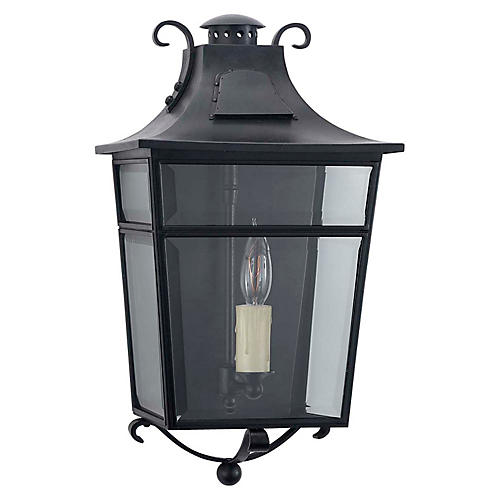 Carrington Outdoor Sconce